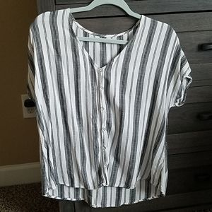 Patterned Maurices Top